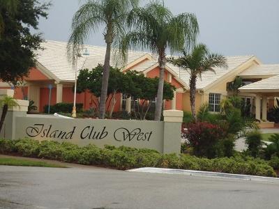island club west